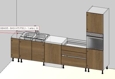 Progettazione di una Cucina con Gola – CONFIGURATORI IMAB