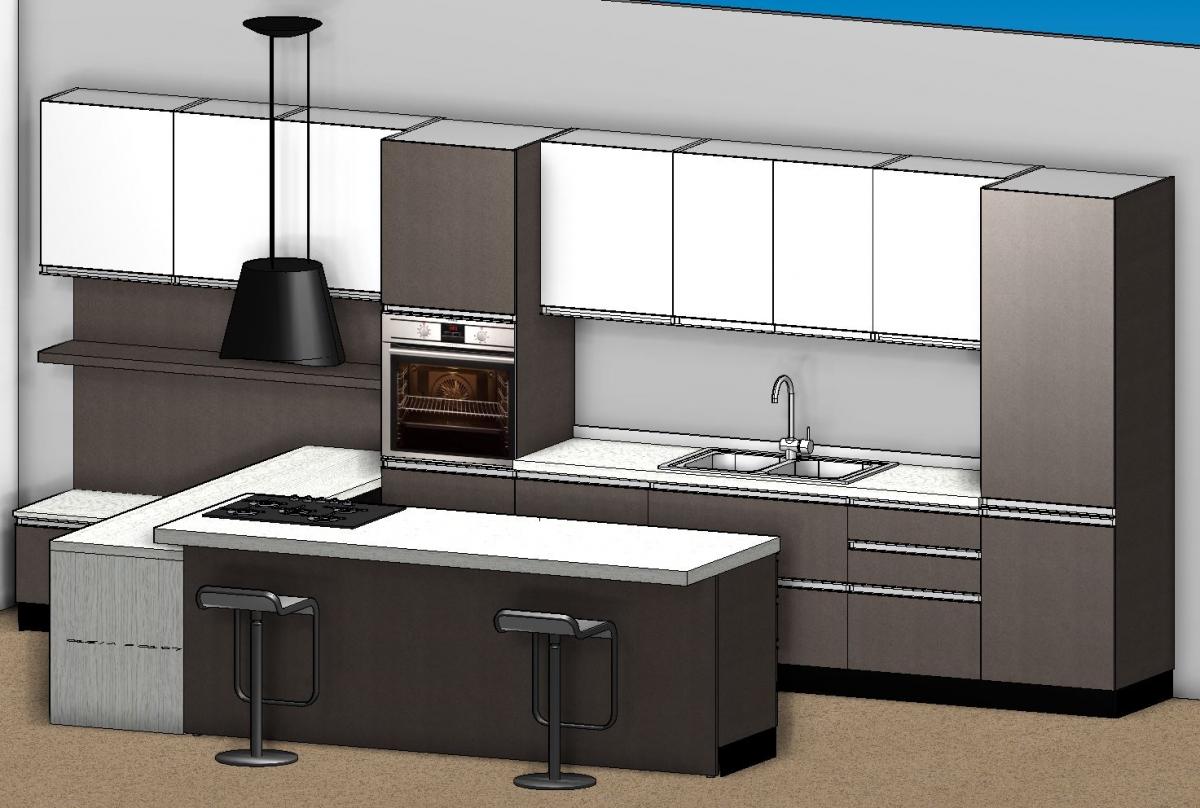 Imab Group Cucine – Solo un\'altra idea di immagine decorativa
